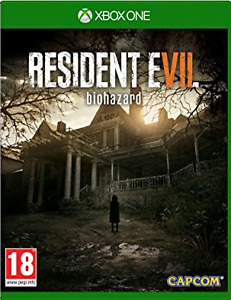 Resident Evil 7 - Xbox One - Bought 3 Days Ago - Mint
