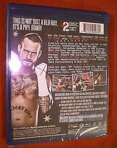 WWE CM Punk: Best in the World (2 Disc Blu-Ray) London Ontario image 2