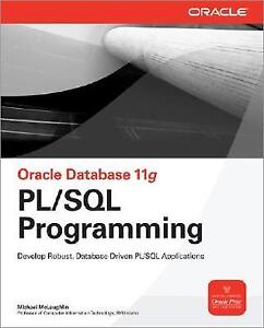 Livre de programmation Oracle en parfaite condition.
