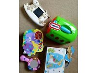 Toy bundle V tech/ Little Tikes/ M&S