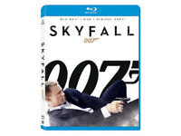 Skyfall BLU-RAY (triple play with dvd)