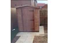 Garden Shed For Sale - £100
