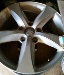 """Wheels Audi q7 VW touareg Porsche Cayenne 18"""""""