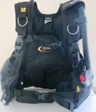 USED Medium MARES VECTOR Origin BCD Scuba Diving Salisbury Brisbane South West Preview