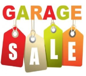 Garage Sale Today! 50 Corkett Drive, Brampton