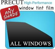 Dodge RAM Window Tint