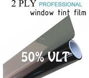50% Window Tint