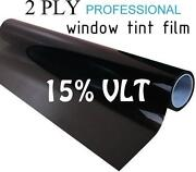 2% Window Tint