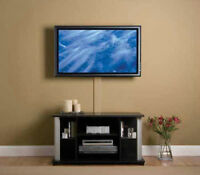 TV installation tv wall mounting tv mounting $49,, 647 8733103