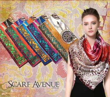 Womens Online Silk Scarf & Shawl Store - Excellent Opportunity
