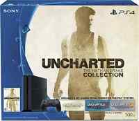 Selling brand new sealed PS4 Uncharted edition