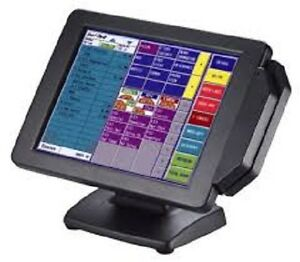 "AEGIS A151TA 15"" Touchscreen MCR,customer display,POS Terminal,w"