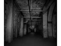 DRAKELOW TUNNELS PARANORMAL EVENT