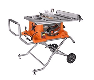 Brand new Ridgid Table Saw