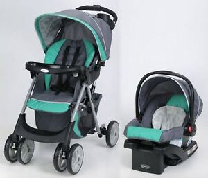 Comfy Cruiser Click Connect Travel System+++++MORE ITEMS++++++++