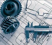 Mechanical Design and CAD Drafting services