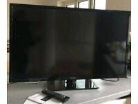 """Technika 40"""" Tv faulty no image seen image too dark"""