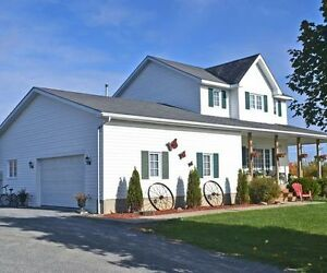 32 + acres, house and barn