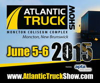 Atlantic Truck Show returns to the Moncton Coliseum, June 5-6