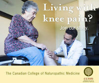 Participants Needed: Knee Pain Study