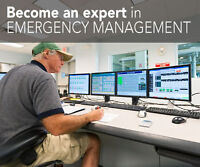 Online Emergency Management Graduate Certificate