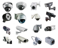 Security/CCTV Camera systems at best prices
