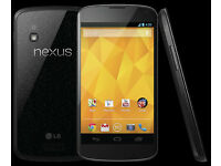 Nexus 4 8GB - Good condition with new screen - With Original Box - £50