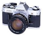 Canon AE-1 Film Cameras