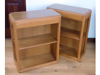 Magnet Solid Cherry Wood Kitchen Doors and Three End Units