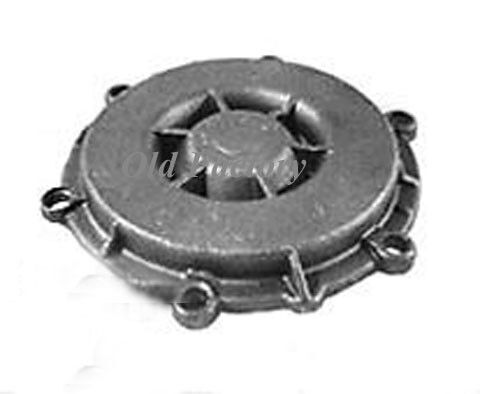 * FIAT 1300 1500 1600 Cabrio  alloy pulley cover NEW RECENTLY MADE