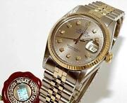 18K Yellow Gold Rolex