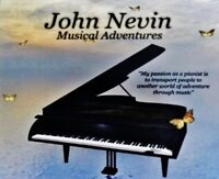 Talented Artistic Piano Player, JOHN NEVIN!!