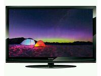 "Technika 42"" LCD tv full hd 1080p built in freeview"