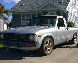 1980 Toyota Pickup RWD
