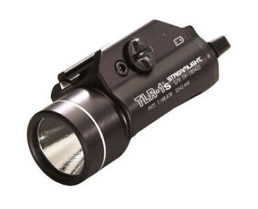 Streamlight 69210 TLR-1S Rail Mount Tactical Light LED Strob