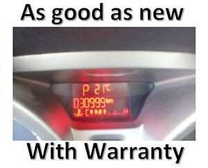 V Low KMs 2013 FORD FIESTA TITANIUM (AUTOMATIC) with warranty