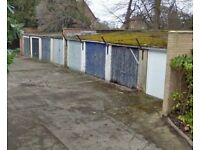 WANTED - Garage to Rent In Wantage