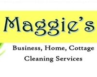 Cleaning service, rural and residential.