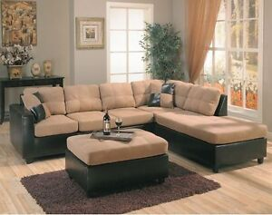 WANTED: Sectional with chaise lounge