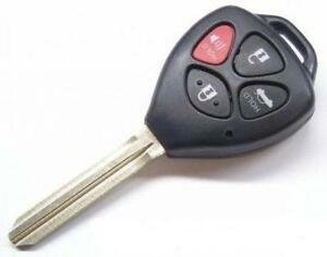 toyota camry key keyless entry remote fob ebay. Black Bedroom Furniture Sets. Home Design Ideas