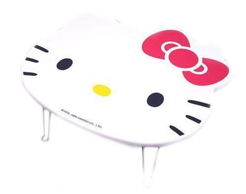 Hello kitty table ebay for Table exterieur hello kitty