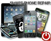 reparation cellulaire Iphone Samsung tablette  sur place  7/7