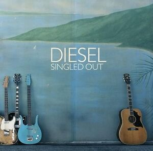 DIESEL Singled Out Acoustic & Live CD BRAND NEW Liberation Johnny Diesel