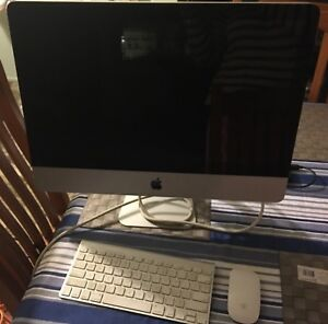 IMac Desktop Computer - rarely used great condition Warabrook Newcastle Area Preview