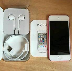 Ipod 6th gen 32gb Pink
