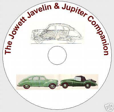 Jowett Javelin Companion DVD