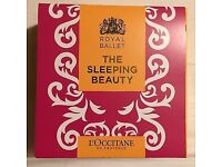 Royal Ballet: Sleeping Beauty L'Occitane en Provence: Rose et Reines and Lavender Giftbox collection