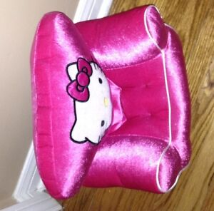 Build a Bear chair and bed for sale London Ontario image 1