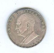 Dwight D Eisenhower Coin