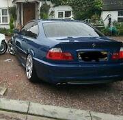 BMW 330D Breaking
